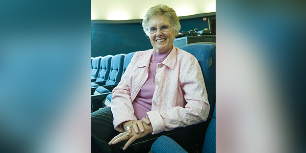 Sandra F. Pritchard Mather '64, M'68
